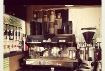 Coffee Is L<3VE / I work as a barista at the Fabulous company Gourmet Latte. Coffee is love!  / by Amy Shook