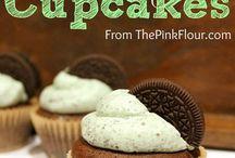 Cupcakes y Comida