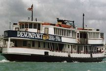 Nostalgic ferries to survive in Auckland Harbour