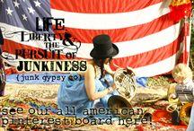 Junk gypsies style