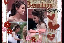 Wedding Layouts / by Robin Williams