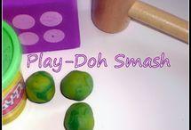 Play-Doh Activity Box