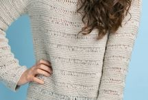 knitting - sweatshirt