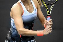 Hot Sports Personalities / In this category you will find a range of sports covered but only female athletes by their sport. The hottest women athletes, around at present, but as you look among these photographs. The main sport and the most handsome of women tend to lean towards tennis. Why I don't know, it must be tennis has more of a female influence.