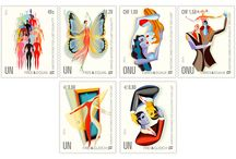 United Nations 2016 Stamps / United Nations Post 2016 Stamp Issues