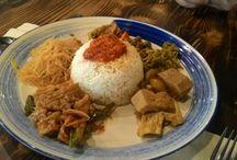 indonesian food ( kuliner Indonesia  )