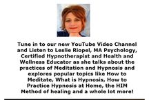 Going Zen with Leslie / Join Leslie Riopel, MA Psychology, Certified Hypnotherapist and Health and Wellness Educator as she talks about the practices of Meditation and Hypnosis and explores popular topics like How to Meditate, What is Hypnosis, How to  Practice Hypnosis at Home, the HIM  Method of healing and a whole lot more!