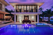 Indoor & Outdoor Living / Elegant outdoor spaces and interiors by Dunagan Diverio Design Group.