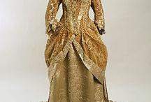 1880s wedding dresses