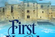 Inspiration for First Knight / Inspiration for First Knight, Edward's book in the Thornton Brothers Time Travel series.