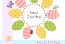 Bilingual Easter Printable and activities for kids