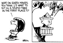 Calvin and Hobbes / Best strips