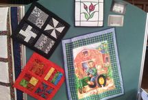 Patchwork and Quilting / Patching
