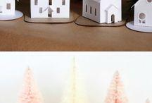 Домики / Здесь собраны красивые дома выполненные из разных материалов.
