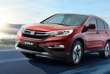 http://www.car24news.com/2015-honda-cr-v-facelift-new-diesel-engine/ / Honda at the Paris Motor Show 2014 presented a prototype of restyled model CR-V, and practically identical production version arrives on the market in the spring of 2015.