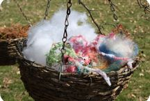 Kids - Nature crafts / by Heather Bell