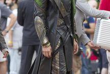 Loki Cosplay?!?