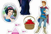 Disney cutouts