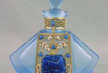Perfume Bottles / These lovely perfume bottles are truly works of art! / by Susanne Neider