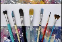 Tipy Na Akvarelové Farby