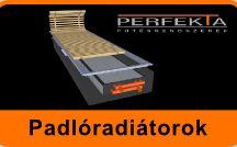 padlóradiátor