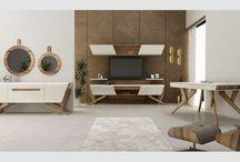 Miraç Mobilya Yemek Odaları / Bir evi dekore etmek veya döşemek, stres kaynaklarını ve zorluklarını beraberinde getiriyor.Hepimiz farklı zevklere sahip olduğumuzdan ev dekorasyonunda kişisel dokunuşlar önem kazanıyor. Mobilya yerleştirmenin bir odadaki duyguyu ne kadar etkilediğine şaşıracaksınız.Rahat ve eğlendirici bir mekan için doğal ahşap mobilyalar gibi unsurlarla yemek odanızın mobilyalarını oluşturun.