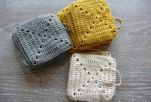 Haken: granny squares / allerlei leuke granny patronen