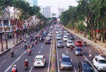 indonesian street