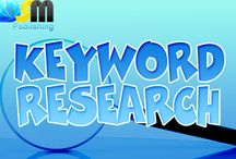 Keyword Research / Keyword research is another important part in your SEO campaign and shouldn't be taken lightly!