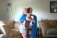 Baby wearing / by Amber Therrien