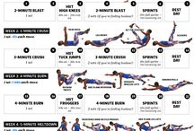 Work out routines
