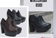 SCARLETT    35€ / Μποτάκια Tracksole