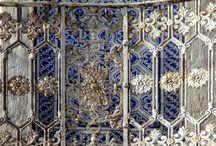 Portes et  fenêtres  Lisbonne