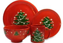 Home Goods - Christmas dishes / Patterns I have and wish list