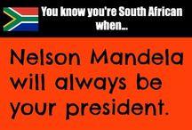 I am South African! / Go bokke