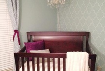 Stenciled Nurseries / by StencilSearch