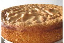 mat - kaker/sukkerbrød