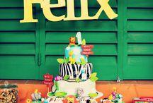 Felix's 3rd Birthday ideas