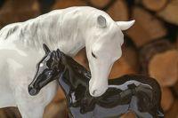 Beswick Animals / Horses and Cats Vintage original edition Beswick ceramics