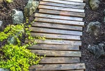Pallet Ideas / by Michelle Nelson