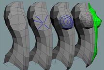 3D Modelling Tips