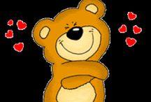 osos cariñosos