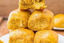 bread, dough & scones