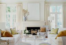 Living room / inspiracje