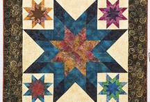 Star Quilts / by Regina Perry