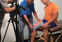 AsSeenOnTV.pro-Kinesio Taping® / AsSeenOnTV.pro-filming a DRTV Campaign for Kinesio Taping®. Kinesio Taping®  helps people with arthritis, muscle pain and injuries.