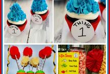 DR SUESS PARTY / by Karlotta Post