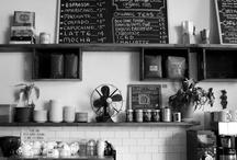 Retail/restaurant interiors