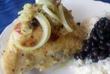 cuban food / by Lauren Kerner