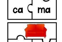 puzzle palabras
